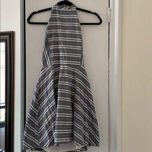 One Clothing Summer Halter Dress